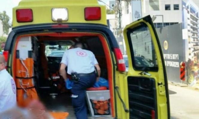 النقب: إصابة خطيرة لفتى تعرض لحروق