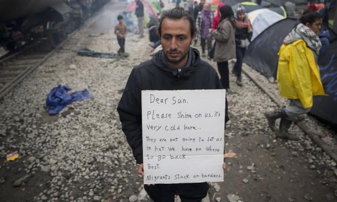 انخفاض حاد بطالبي اللجوء لأوروبا