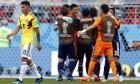 كولومبيا تسقط أمام اليابان بهدفين مقابل هدف
