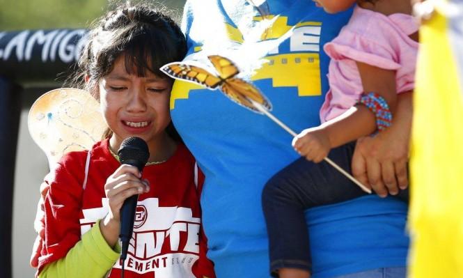 """""""العفو الدولية"""": فصل أطفال المهاجرين عن ذويهم """"ممارساتُ تعذيب"""""""