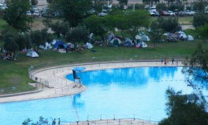 منع دخول مواطنين عرب لمسبح جنوبي البلاد