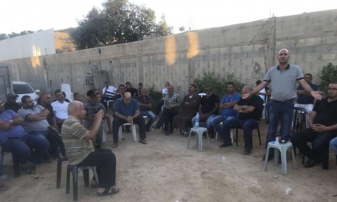 اجتماع شعبي في اللد لمواجهة سياسية هدم المنازل