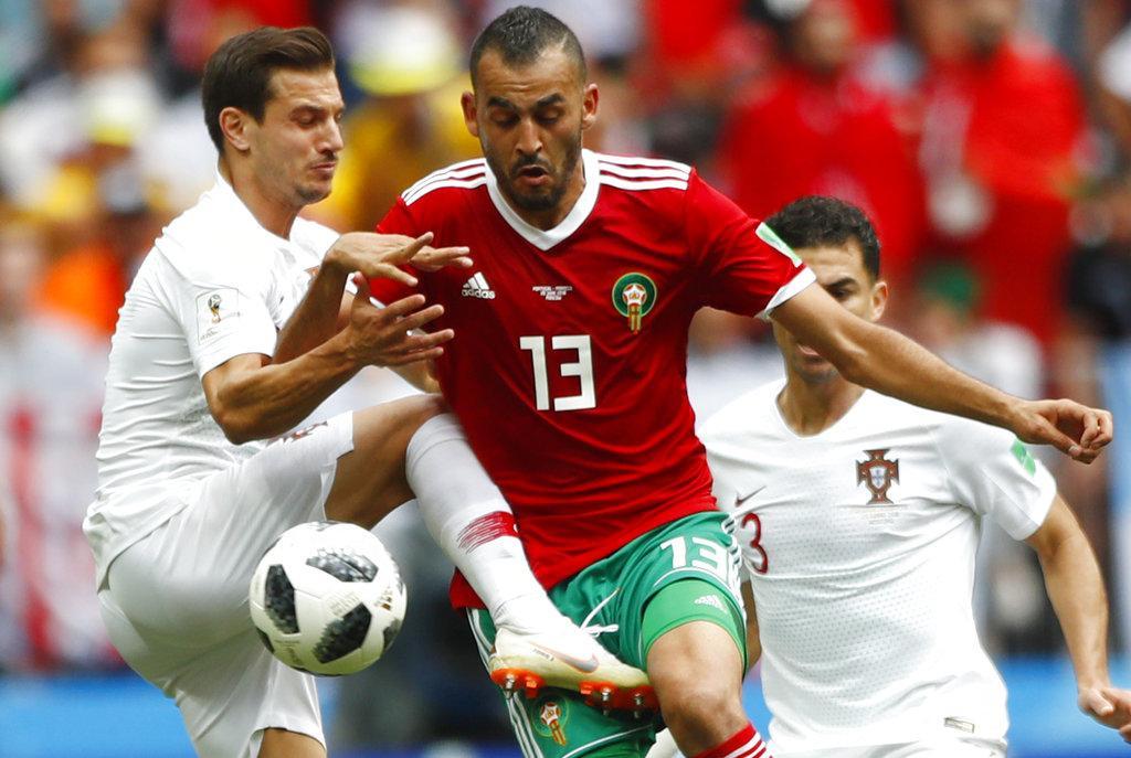 البرتغال تطيح بالمغرب خارج مونديال 2018