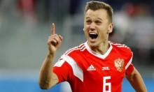 بطاقة لاعب: الروسي دينيس تشيريشيف