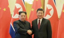 كوريا الشمالية والصين تبحثان نزع السلاح النووي