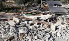 الاحتلال يهدم منزلا بقلنديا ويجرف 40 دونما بالأغوار