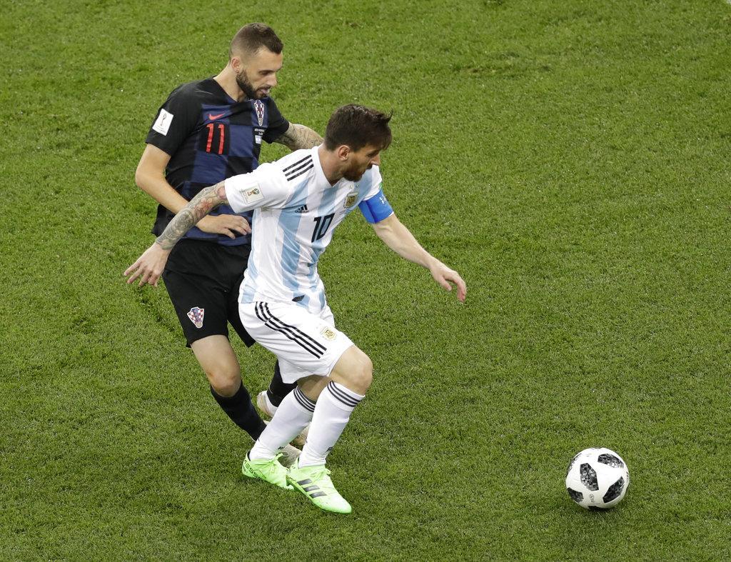 مونديال 2018: كرواتيا تتأهل وتربك حسابات الأرجنتين
