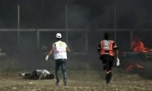 غزة: استشهاد شاب متأثرا بإصابته في مسيرات العودة