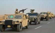 مقتل 32 مسلحا بمواجهات مع الجيش المصري بسيناء