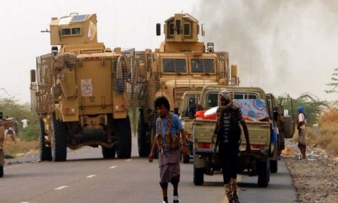 تحالف السعودية يتأهب عسكريا ويتقدم باتجاه ميناء الحديدة