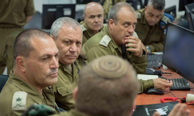 إردان لا يستبعد عملية عسكرية شاملة للاحتلال بغزة