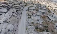 سورية: مروحيات النظام تلقي براميل متفجرة شمال شرقي درعا