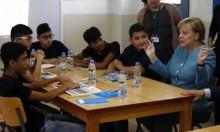 على مسامع عون؛ ميركل: الأوضاع في سورية غير ملائمة لعودة اللاجئين