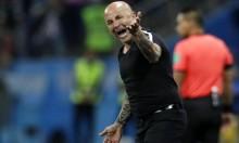 مدرب الأرجنتين يكشف سبب الخسارة أمام كرواتيا