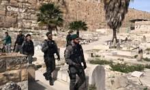 دعوة المنظمات الدولية لإدانة وصد الاستيطان بالقدس المحتلة