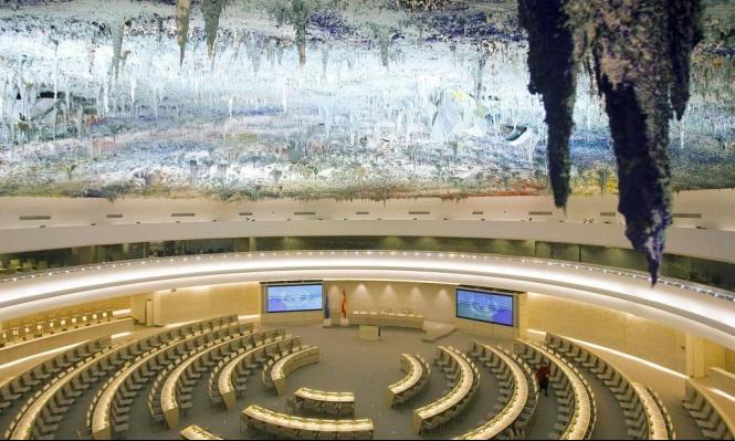 إسرائيل تقاطع جلسة مجلس حقوق الإنسان في جنيف