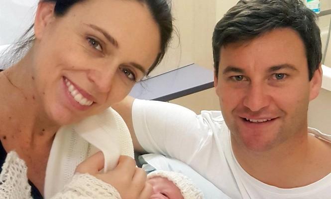 نيوزيلندا: رئيسة الوزراء تنجب طفلتها الأولى