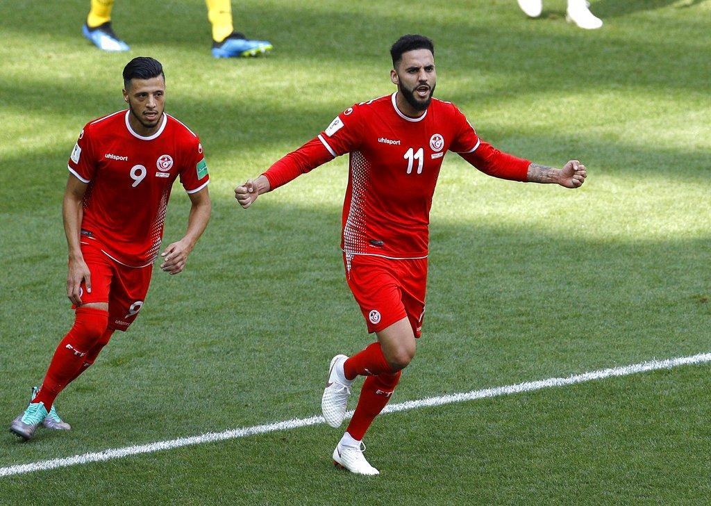 بلجيكا تسحق تونس وتقضي على تمثيل العرب منطقيا