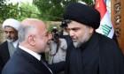 العراق: الصدر والعبادي يتحالفان لتشكيل الحكومة الجديدة