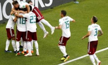 المكسيك تقترب من التأهل بفوزها على كوريا الجنوبية