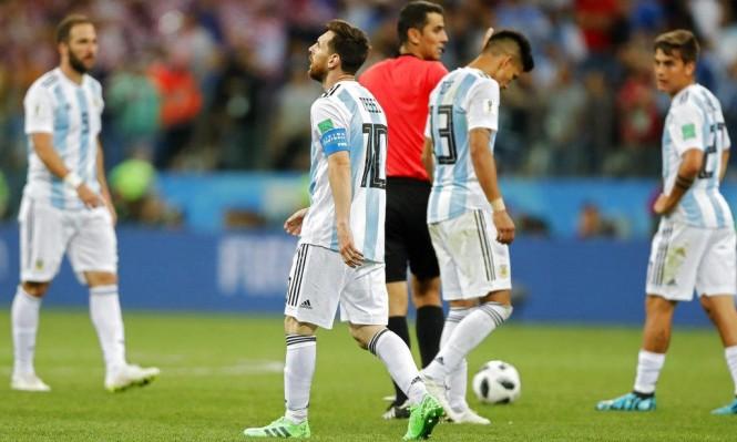 بعد فوز نيجيريا: ازدياد فرص الأرجنتين للتأهل في المونديال