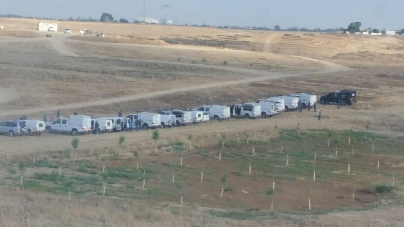 النقب: السلطات الإسرائيلية تجبر يوسف الزيادنة على هدم منزله