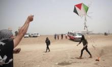 3 إصابات في قصف للاحتلال شرق مدينة غزة