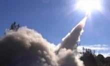 اعتراض صاروخين باليستيين في سماء الرياض