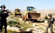 الحكومة الإسرائيلية مولت عشرات المزارع الاستيطانية بالضفة
