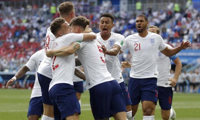 المنتخب الإنجليزي يسحق منتخب بنما بنصف دزّينة