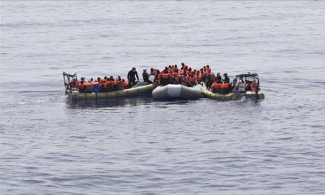 ليبيا: إنقاذ 361 مهاجرًا غير شرعي قبالة الشواطئ الشمالية