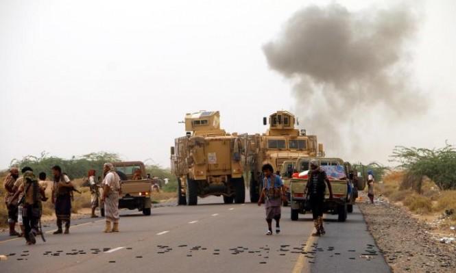 نزوح والتحذير من كارثة إنسانية مع احتدام القتال بالحديدة