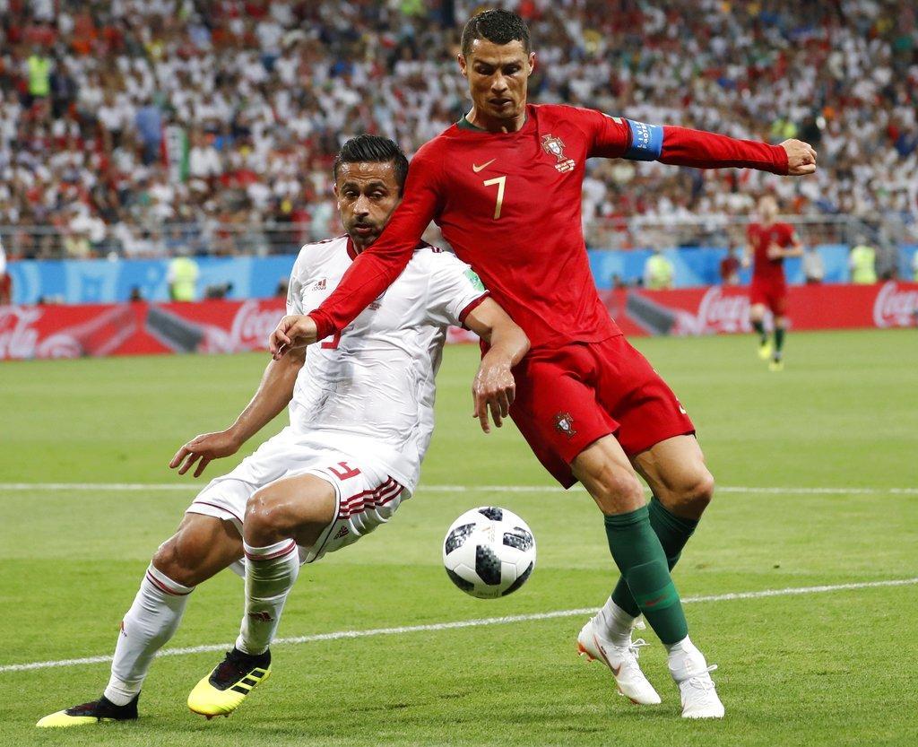 البرتغال تتأهل وتجرد إيران من المونديال