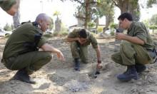 الجليل الغربي: انفجارات وقنابل ضوئية في تدريبات عسكرية للاحتلال