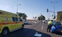 مصرع الطفل عمري عماش بحادث دهس وفرار السائق