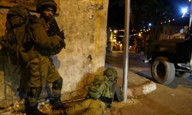 الاحتلال يعتقل خمسة فلسطينيين في جنين وقباطية