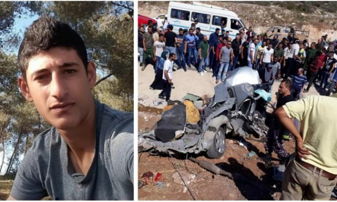 المصاب بحادث جنين أحمد دلاشة يخضع للعلاج المكثف بمستشفى العفولة