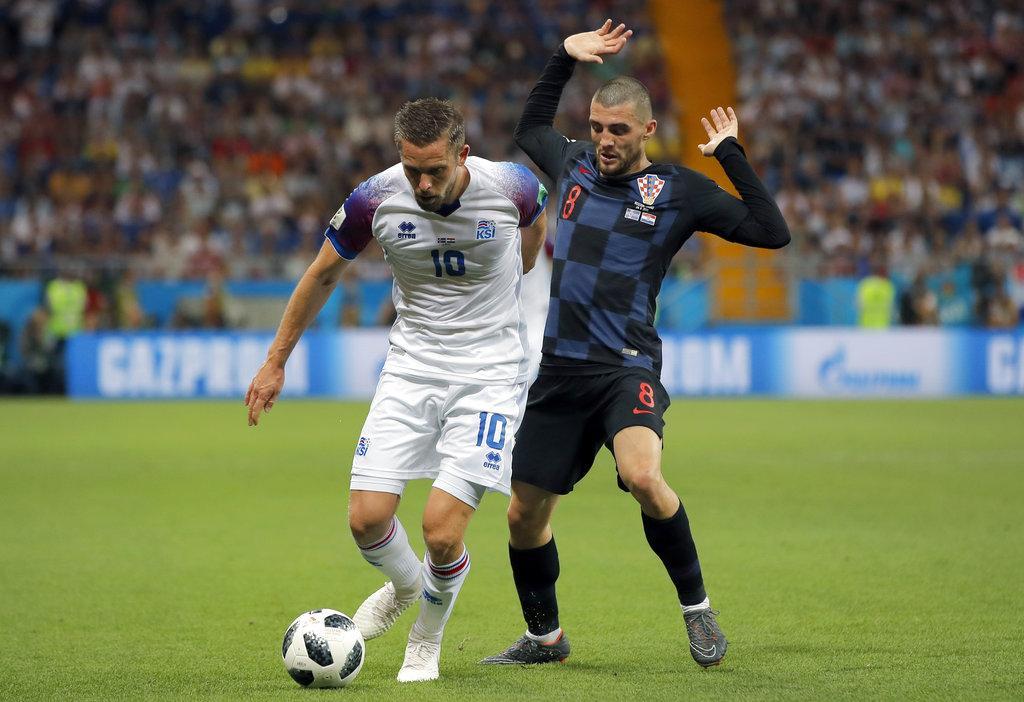 كرواتيا تنهي دور المجموعات بالعلامة الكاملة