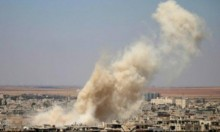 سورية: فصل مناطق سيطرة المعارضة شرق درعا إلى جزءين