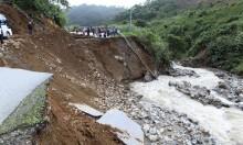 فيتنام: مصرع 15 وفقدان 11 بسبب الفيضانات والانهيارات