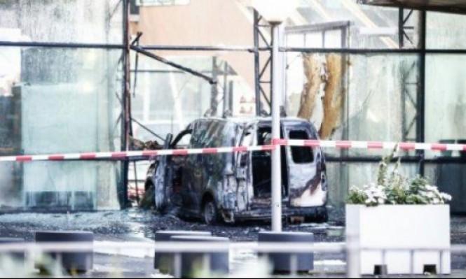 هولندا: شاحنة تصدم واجهة مكاتب مجموعة إعلامية