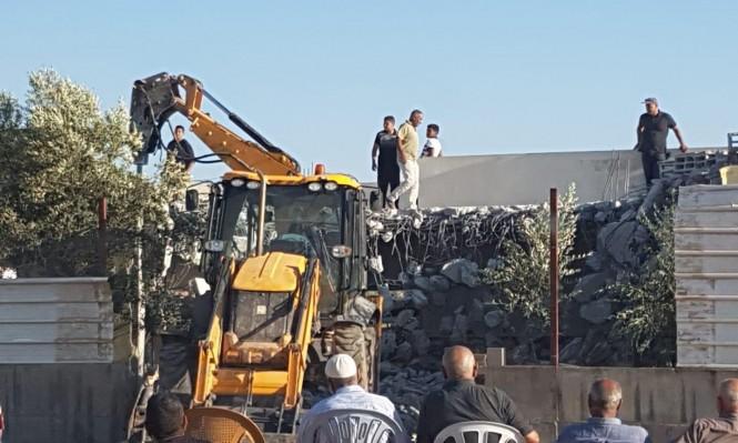 الزبارقة: إسرائيل تُجيد الغطرسة والهدم وغير معنية بطرح الحلول