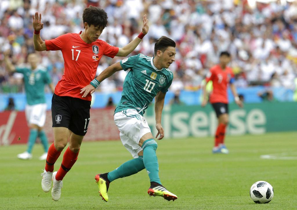 هزة كروية مدوّية: ألمانيا خارج مونديال 2018