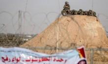 """المقاومة الفلسطينية تتحمل المسؤولية: """"القصف بالقصف"""""""