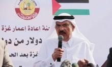 السفير القطري يصل غزة لتفقد مشاريع إعمار القطاع