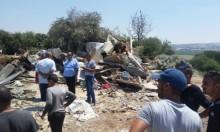 منشية زبدة: هدم منزلين واعتقالات وتشريد مسنة وعائلتها