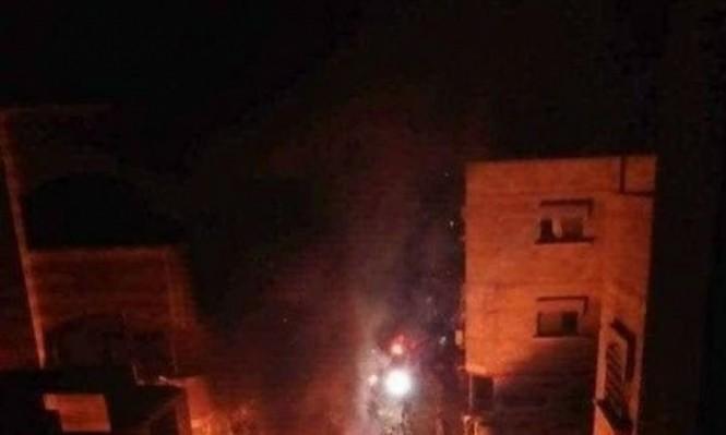 غارات وقصف لغزة والمقاومة ترد بـ12 صاروخا على الجنوب