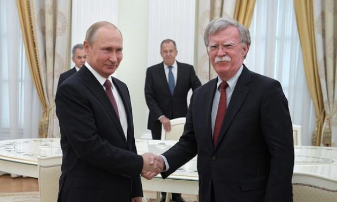 بوتين: علاقاتنا بواشنطن ليست في أفضل حالاتها