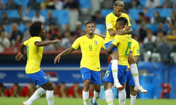 البرازيل تهزم صربيا وتتأهل من صدارة مجموعتها
