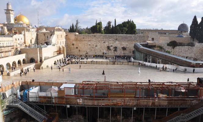 اليونسكو: القدس القديمة وأسوارها مهددة بالانهيار